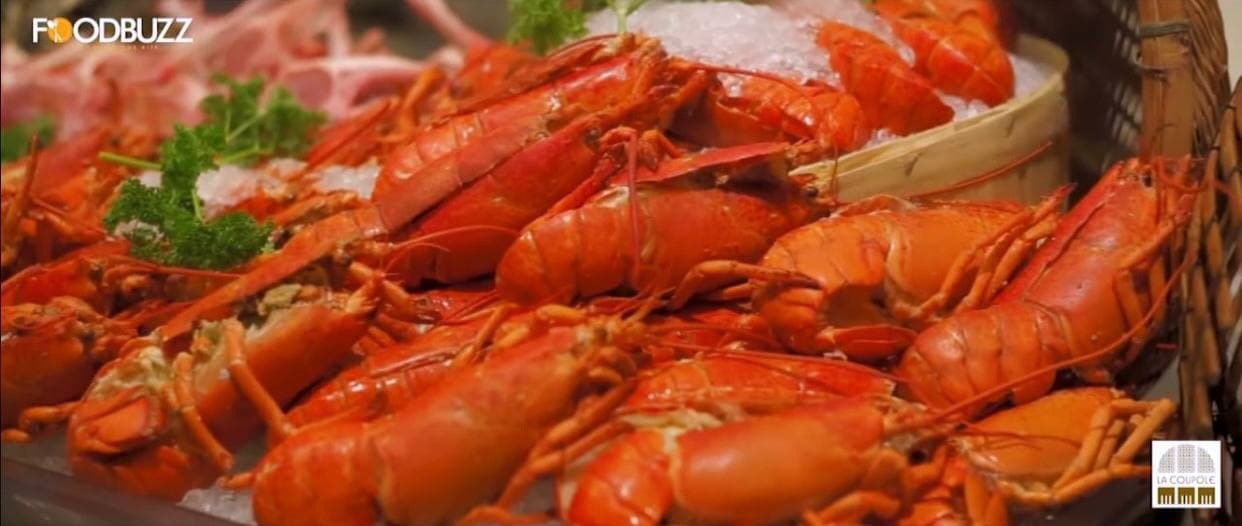 SOFITEL SEAFOOD BUFFET - The Best All You Can Eat SEAFOOD Buffet in Phnom Penh