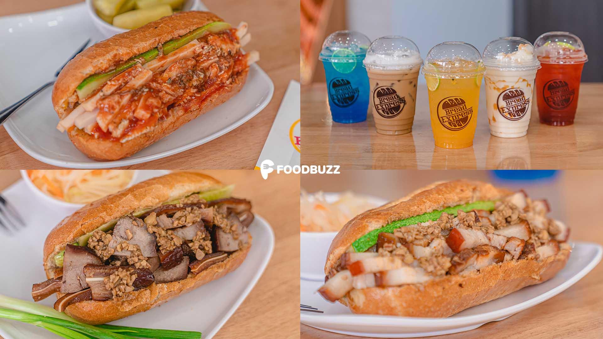 ឆ្ងាញ់ក៏ឆ្ងាញ់ តម្លៃក៏សមរម្យ! ហាងនំប៉័ងសាច់ Bread Express ទើបបើកថ្មីនៅម្តុំក្រោយទូតចិនយើងហ្នឹង