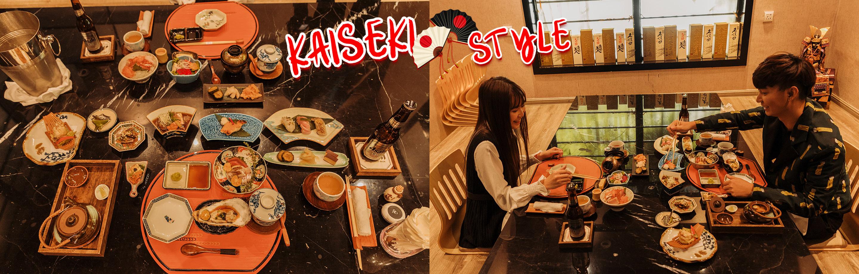 ហាងជប៉ុនលាក់ខ្លួន! តោះមកសាកឈុតអាហារ Kaiseki នៅហាង Manpugu Japanese Restaurant ម្តងមើល!