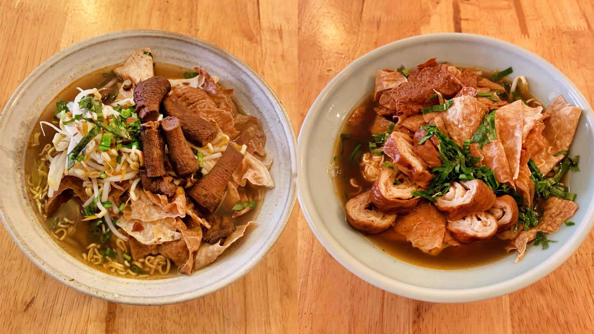 ហាងម្ហូបបួស ស៊ុនអ៊ីស៊ីសុវត្ថិ - SURN YI Vegetarian Restaurant