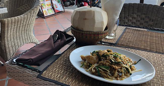 Ambau Khmer restaurant