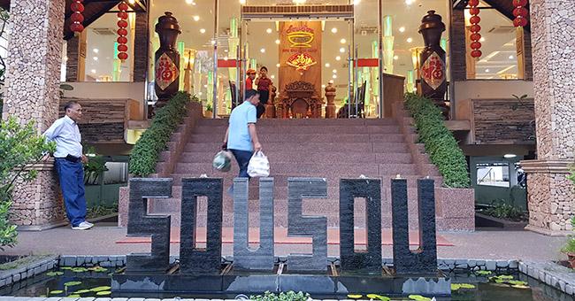 Sou Sou Suki Soup & BBQ - Koh Pich