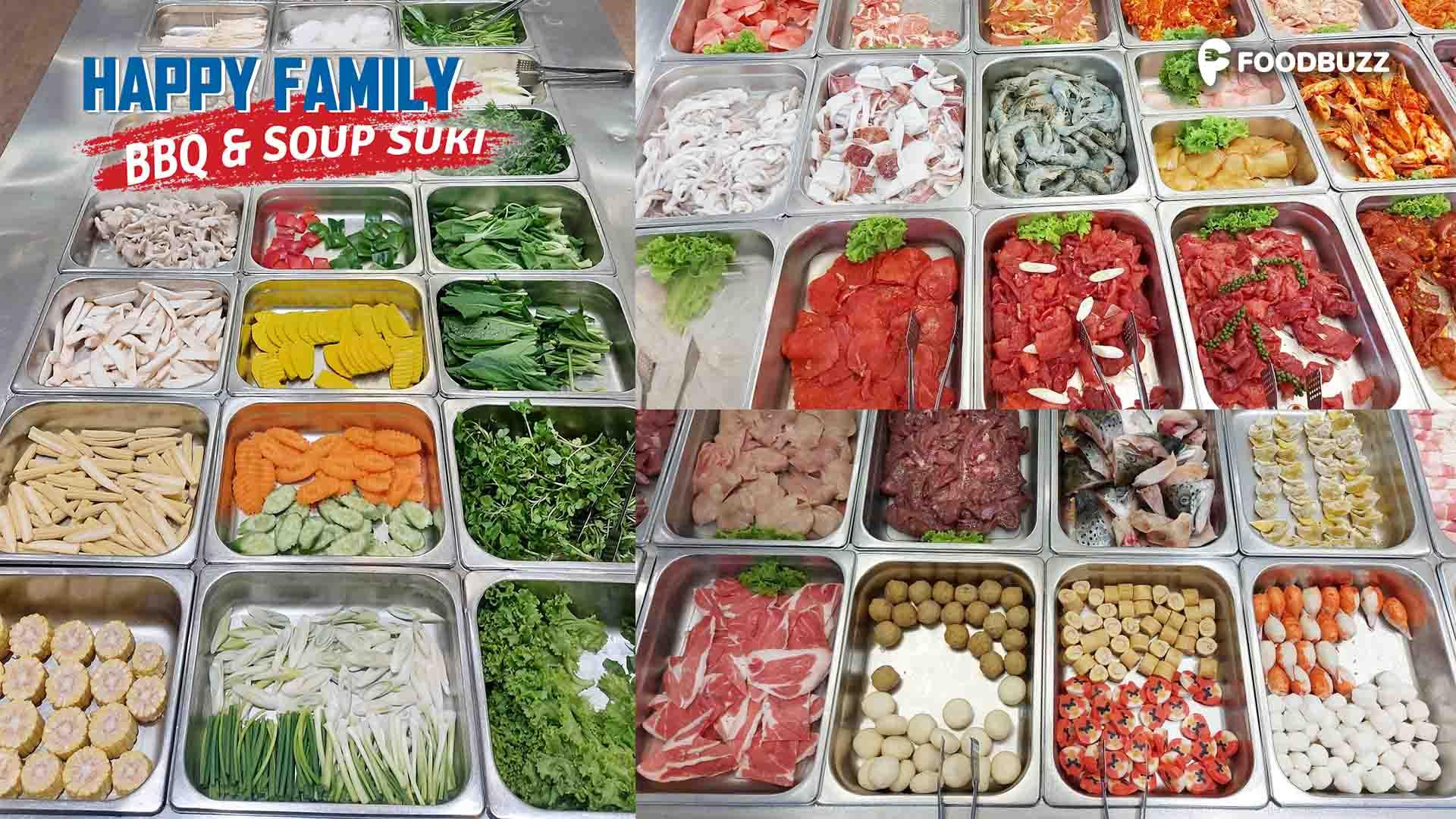 Happy Family BBQ & Soup Suki បើកដំណើរការជាថ្មី នៅទីតាំងថ្មី ជាមួយតម្លៃពិសេសេ