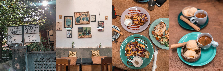 Cafe Espresso Roastery Kampot