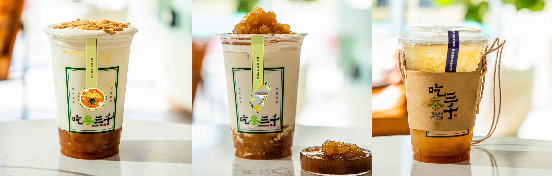 CHICHA San Chen Cambodia 吃茶三千