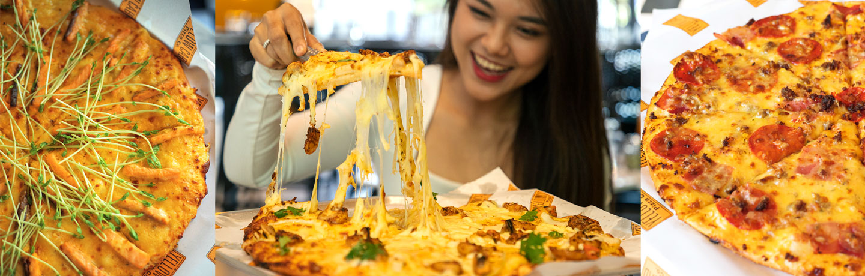 Yellow Cab Pizza Co. Cambodia រសជាតិពីញូយ៉ក ជាមួយនឹងរសជាតិថ្មី ដែលឆ្ងាញ់ជាប់ចិត្តគ្រប់ចំណិត
