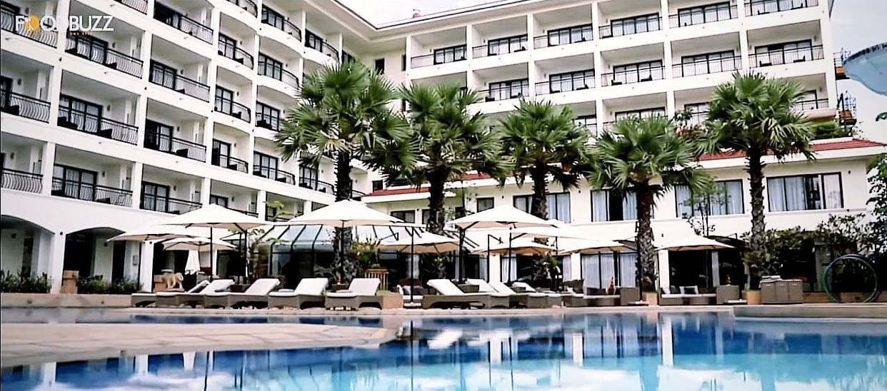 Courtyard By Marriott Siem Reap Resort - A 5 Star Luxury Hotel in Cambodia's Ancient Stone City