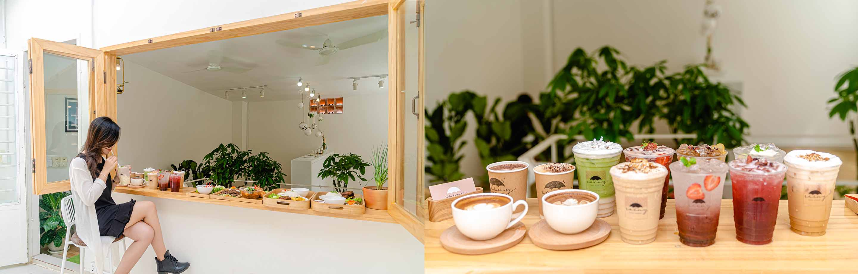 Rainy Cafe Studio ៖ ហាងកាហ្វេ រចនាបែបធម្មជាតិ ស្ងប់ស្ងាត់ល្អ មានទីតាំងម្ដុំមាត់ទន្លេ