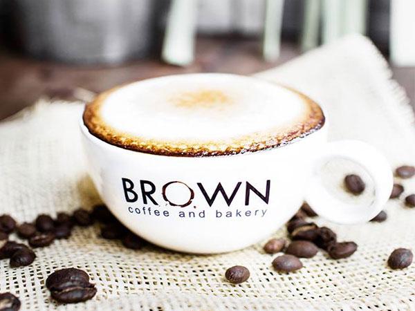 (Credit: Brown Coffee)