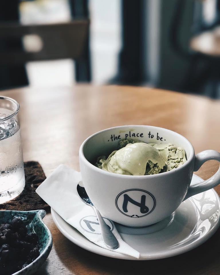 Credit: NUK Cafe