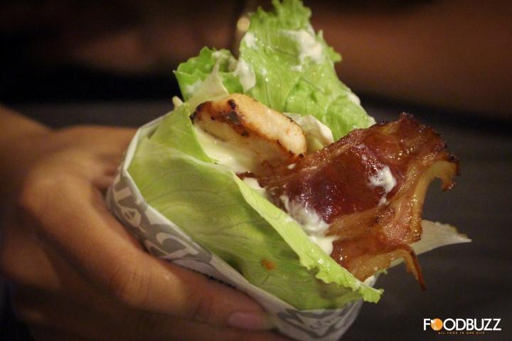 """Find this """"No Bun"""" Burger at Carl's Jr."""