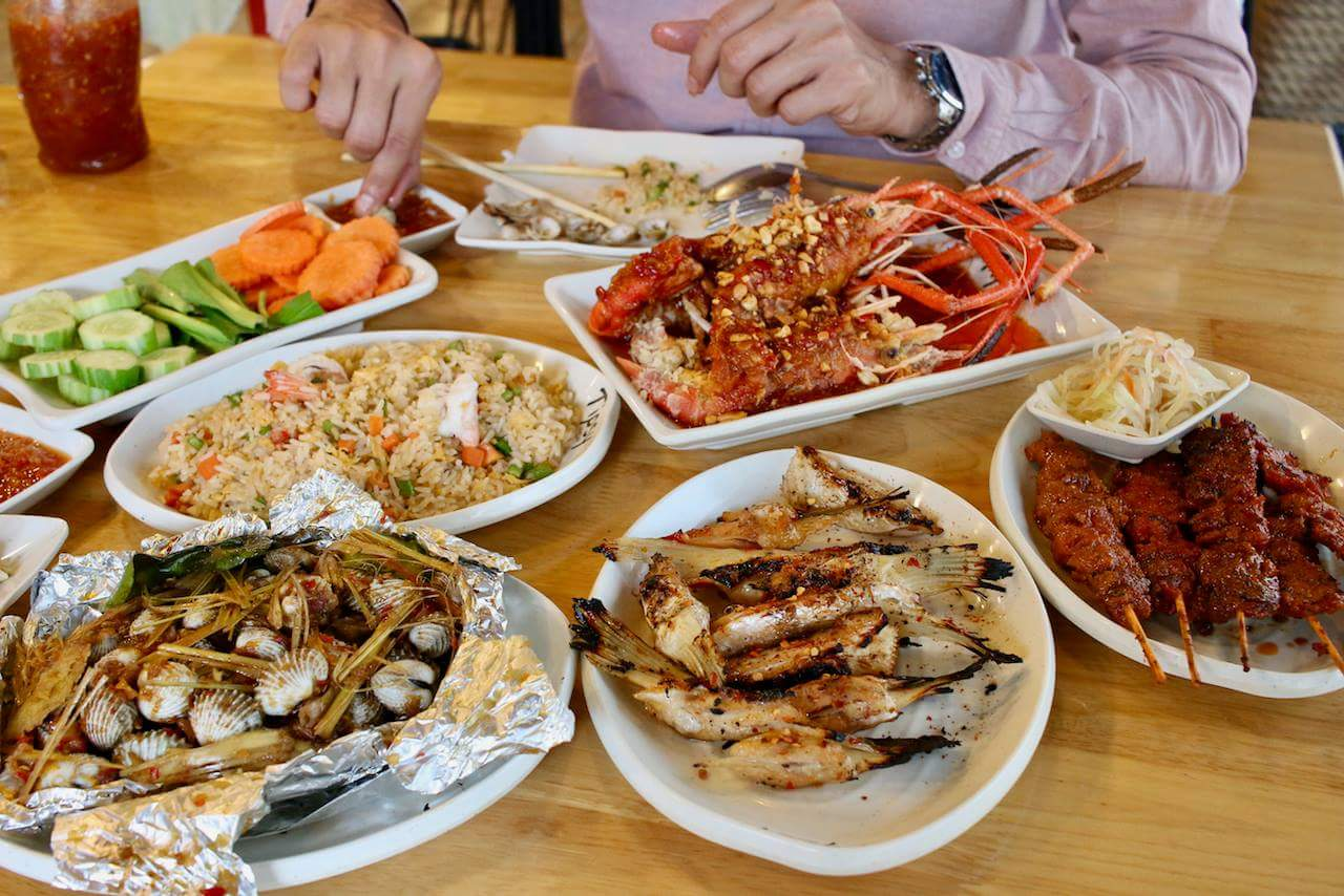 Review] Try Delicious Seafood Dishes At Tipsy Seafood