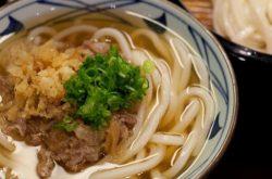 បញ្ចុះតម្លៃ 30% ពី Marugame Udon រៀងរាល់ថ្ងៃអង្គារ