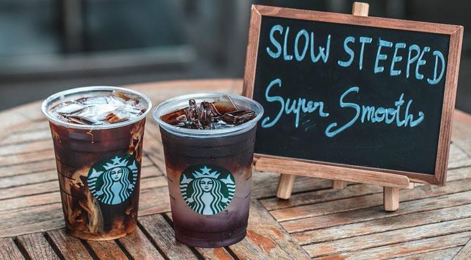 ទិញមួយថែមមួយពី Starbucks Cambodia ចាប់ផ្ដើមហើយ!