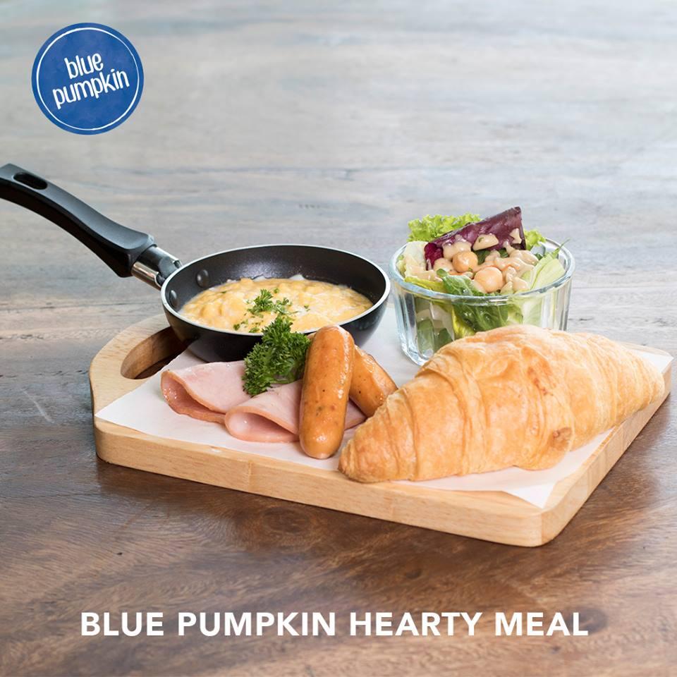 Blue Pumpkin Hearty Meal
