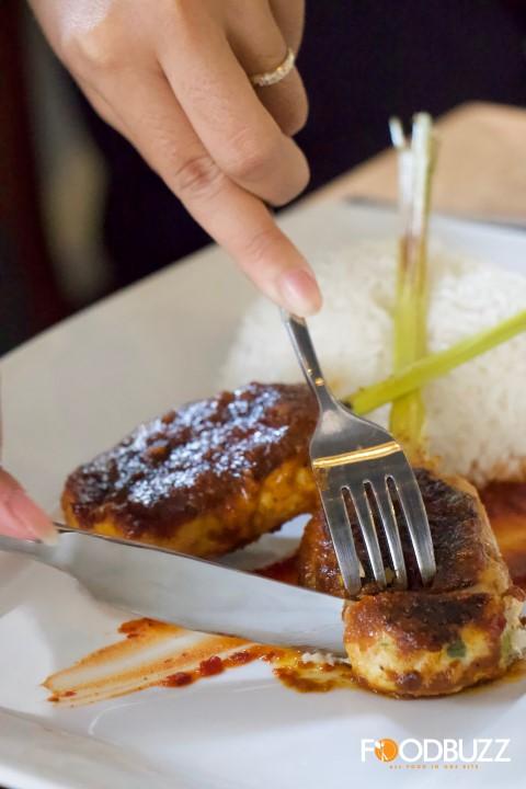 Shrimp & Pork Lemongrass Stick