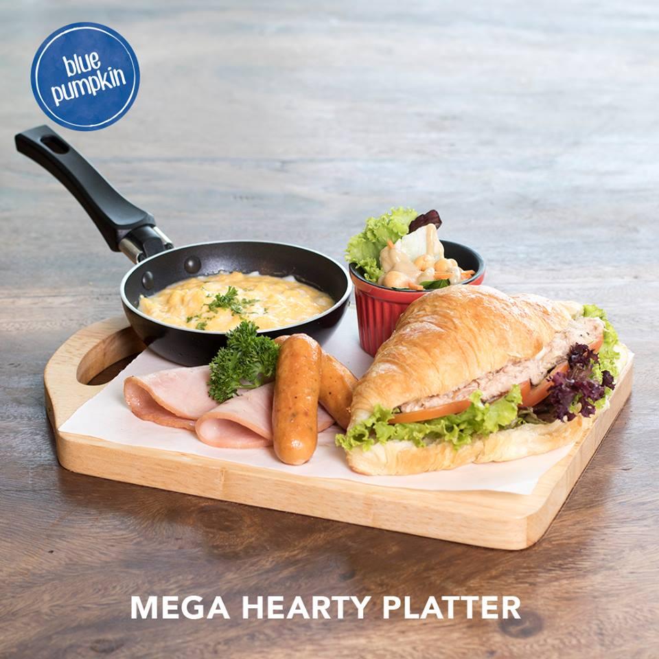 Mega Heart Platter