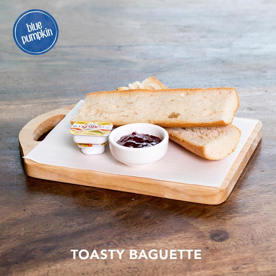 Toasty Baguette