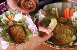 "{:kh}ធ្លាប់លឺពីមុខម្ហូប ខ្នប់ប្រហុកបាត់ដំបងទេ? អាចទៅសាកផ្ទះអ្នកបាត់ដំបងសាខាទួលគោកបាន{:}{:en}A Taste of Khmer Traditional Dish, ""Knob Prohok Battambang""{:}"