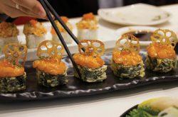 {:kh}Genki Sushi បញ្ចេញម្ហូប-ស៊ូស៊ីរសជាតិថ្មី និង ត្រៀមបើកសាខាថ្មីនៅ AEON Mall 2{:}{:en}Genki Sushi Reveals New Dishes + New Branch in AEON Mall 2 {:}