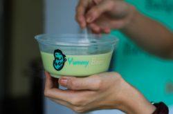 {:kh}តោះមកសាកតៅហ៊ូសណ្តែកសរីរាង្គពី Yummy Bean{:}{:en}Yummy Bean: A Brand New Premium Beancurd in Town{:}