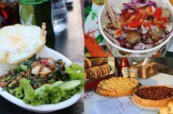 {:kh}មកមើលរូបភាពអាហារខ្លះៗនៅស្លាបព្រាថ្ងៃទីមួយយ៉ាងណាដែរ{:}{:en}Slaprea: The Biggest Food Festival In Cambodia Starts Out With A Bang!{:}