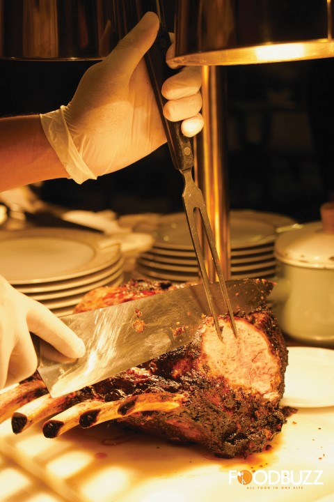 Roasted Beef Prime Rib