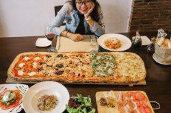 {:kh}សាកភីហ្សាវែងជាងគេនៅភ្នំពេញ និង អាហាររសជាតិអ៊ីតាលីដើមពិតៗនៅ Terrazza{:}{:en}The longest pizza in Phnom Penh with the best value and authentic Italian dining at Terrazza{:}