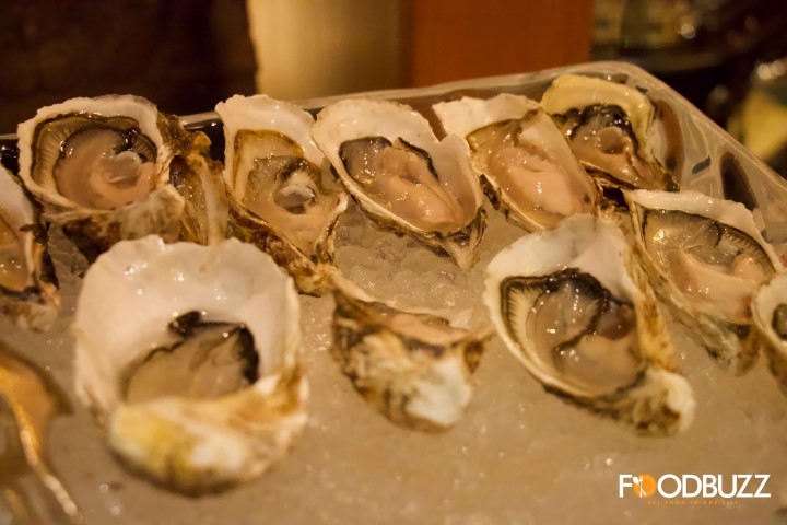 Fresh Pacific Oyster