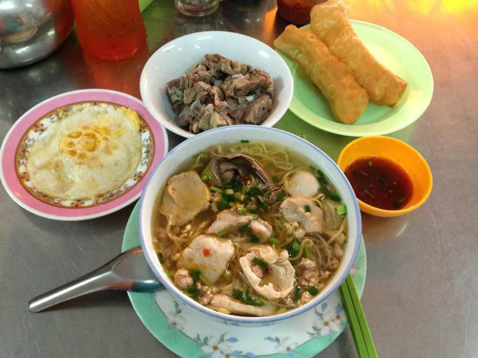 Kompong Tram Chinese Noodle-Soup