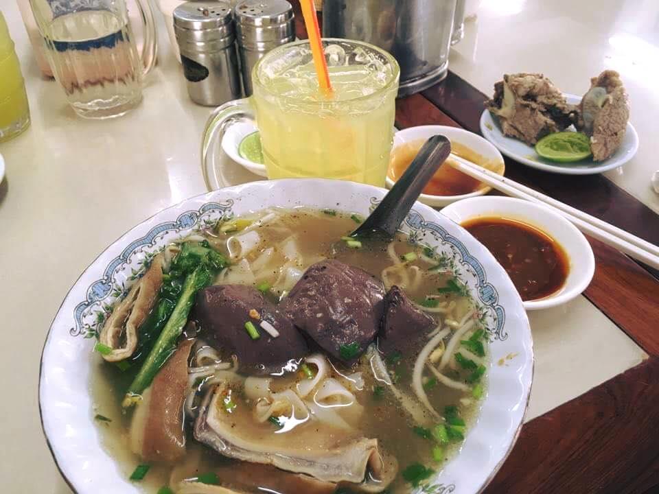 Oureussey Noodle Soup