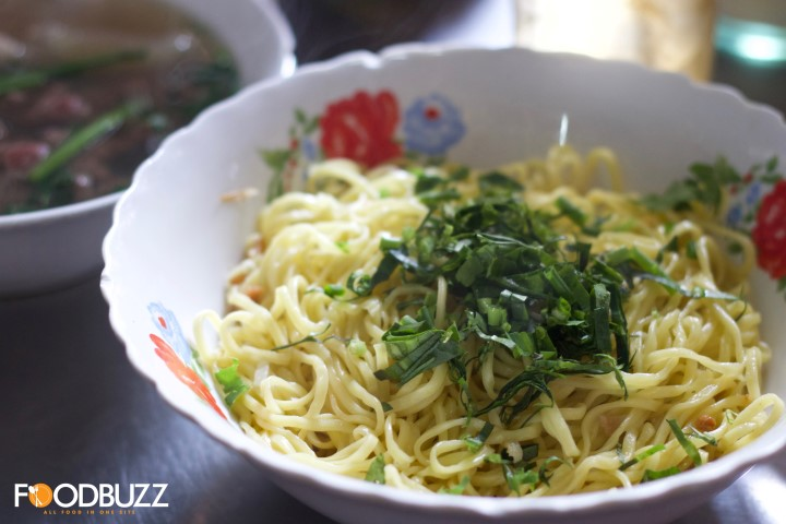 Sokhok Alley's Dry Noodle