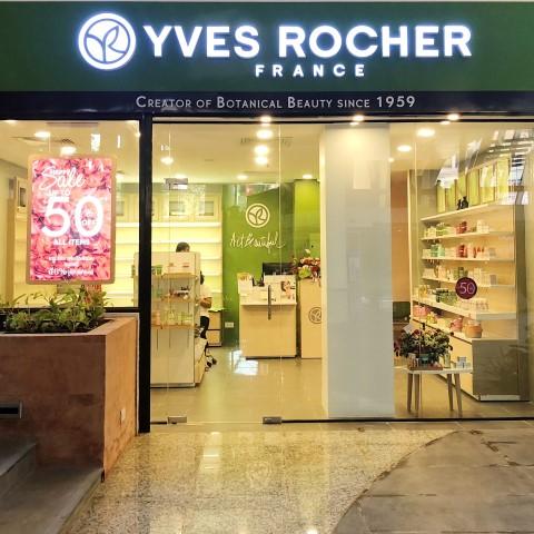 Yves Rocher (បញ្ចុះតម្លៃរហូតដល់ 50% off ដល់ថ្ងៃទី 31 សីហា)