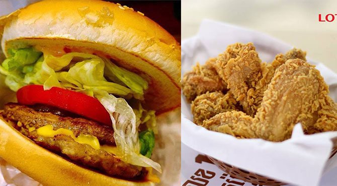 Get Your Taste Bud Ready for a Whole Week Promotion from Lotteria!