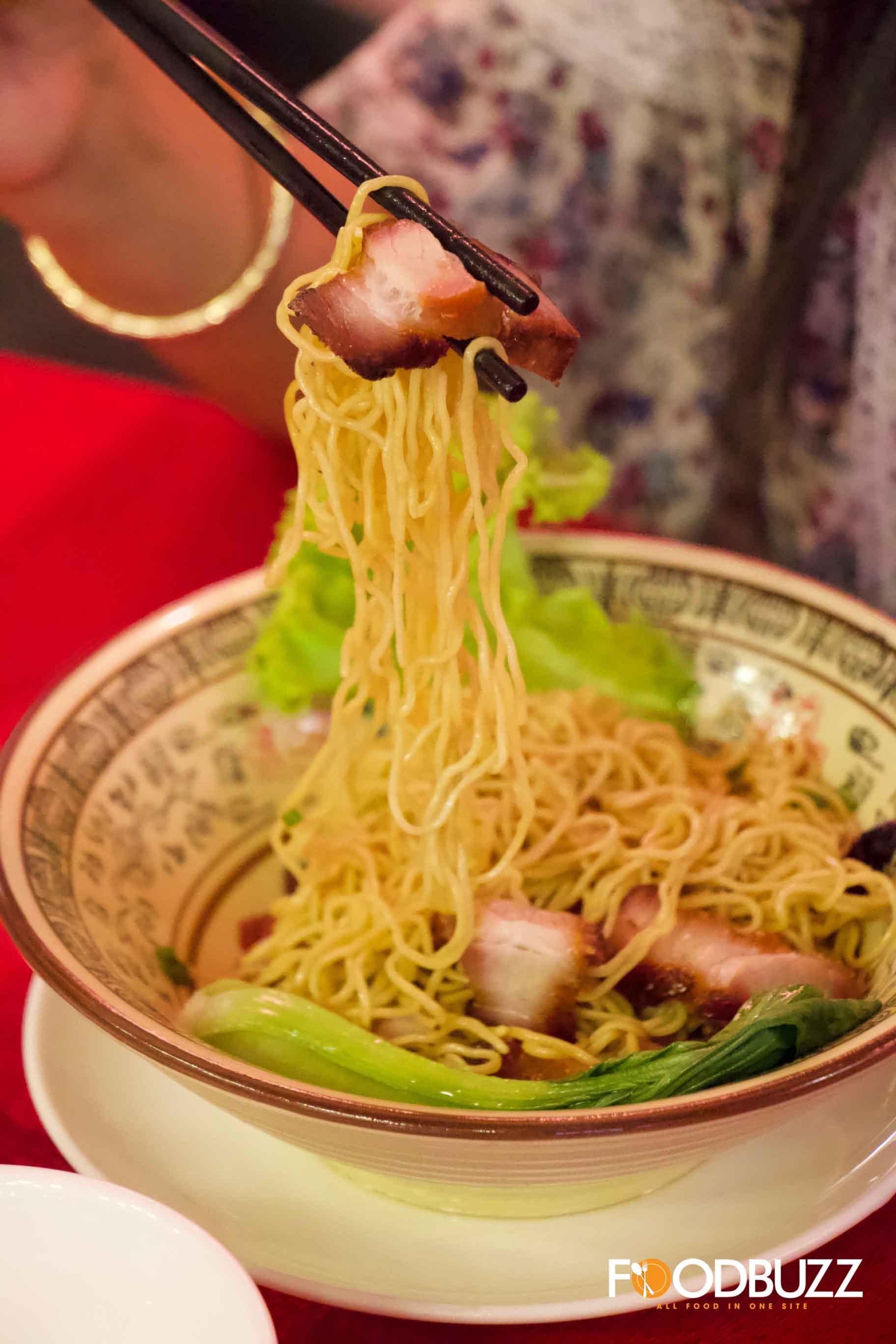 La Carte noodle