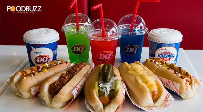Something Special about DQ That You Might Never Try!