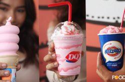 {:kh}ផ្កាឈូកស្រស់ទាំងអស់តែម្ដង! ការ៉េមទឹកស៊ីរ៉ូទឹកដោះគោរសជាតិថ្មីពី Dairy Queen{:}{:en}All-About-Pink with New Seasonal Ice Cream at Dairy Queen{:}