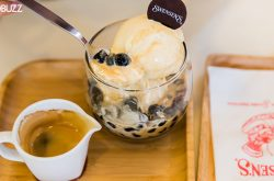 Swensen's Affogato: Making it Perfect for Coffee and Tropica Pearl Lovers