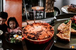 Kid Eats Free, At the Brand-New Weekend Family Brunch at COLLIN'S®