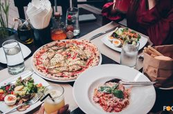 A Full-Course Italian Dining Experience at a Fancy Restaurant for Only $9.00+