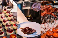Indulge in the Once-A-Month Brunch Buffet at the Four-Star Courtyard by Marriott