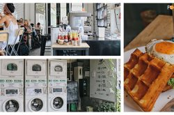 Get Your Laundry Done And Brunch Fix At The Missing Socks Laundry Cafe