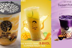 Strangest Drinks You Can Find in a Milk Tea Shop That Taste like Heaven and Feels like a Dream