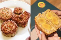 Celebrate Mid-Autumn Festival with Bayon Bakery's Exquisite Mooncakes!!!