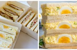 Gomu Sandwich: A New Japanese Sandwich Store with Special Offer