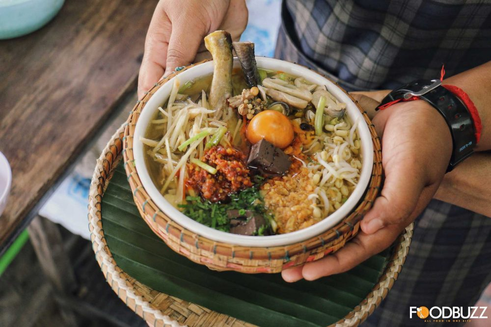 Salai Chicken Porridge: The Delectable and Aesthetically-Pleasing Chicken Porridge That Is All The Rage in Siem Reap