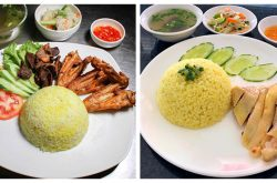 Fried Chicken Rice or Hainanese Chicken Rice: Check Out Where to Eat Them in Phnom Penh
