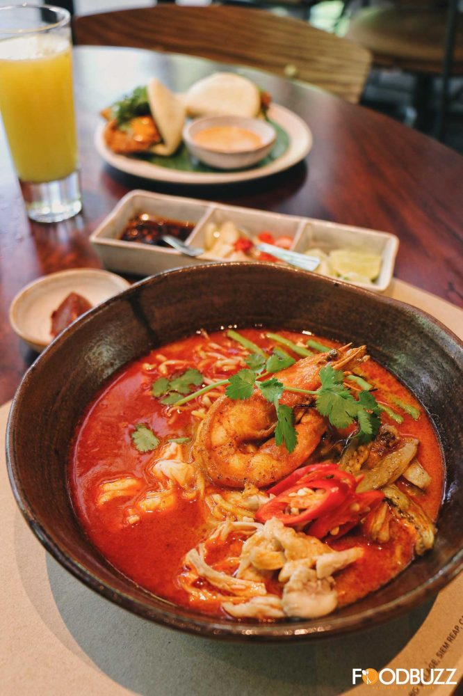 Hok Noodle Bar + Grill: Where Khmer Local Street Food Meets Asian Fusion And Gets A Facelift