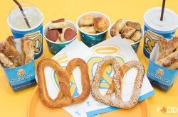 2020 Chinese New Year Deals Save up to 50% off at Auntie Anne's